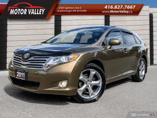 Used 2011 Toyota Venza V6 AWD Only 099,303KM - No Accident! for sale in Scarborough, ON