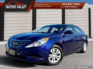 Used 2013 Hyundai Sonata GL 2.4L Auto No Accident! for sale in Scarborough, ON