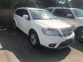 Used 2015 Dodge Journey SXT for sale in Mississauga, ON
