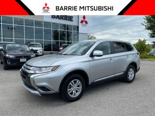 Used 2018 Mitsubishi Outlander ES for sale in Barrie, ON