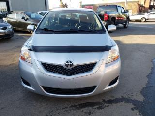 Used 2011 Toyota Yaris *LOW KMS*CLEAN CARFAX* for sale in Hamilton, ON