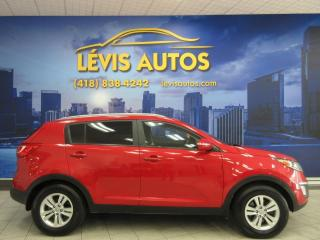 Used 2013 Kia Sportage LX BLUETOOTH AIR CLIMATISE BANC CHAUFFAN for sale in Lévis, QC