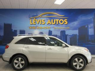 Used 2013 Acura MDX 7 PASSAGERS SH-AWD CUIR TOIT OUVRANT SEU for sale in Lévis, QC