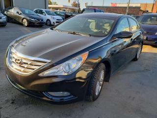 Used 2012 Hyundai Sonata GLS*SUNROOF*BLUETOOTH*HEATED SEATS* for sale in Hamilton, ON