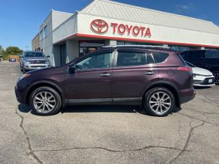 Used 2016 Toyota RAV4 LIMITED  for sale in Cambridge, ON