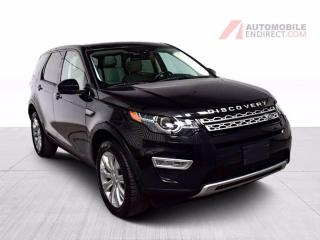 Used 2015 Land Rover Discovery Sport HSE LUXURY AWD CUIR TOIT PANO GPS for sale in Île-Perrot, QC