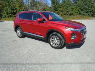 Used 2020 Hyundai Santa Fe ESSENTIAL AWD / WITH SAFTEY PACKAGE for sale in Beaverton, ON