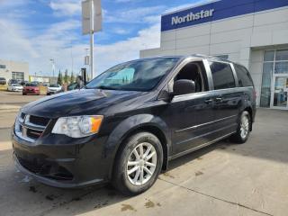 Used 2016 Dodge Grand Caravan SXT 7PASS/DVD/BACKUPCAM/HEATEDSEATS/PUSHBUTTONSTART for sale in Edmonton, AB