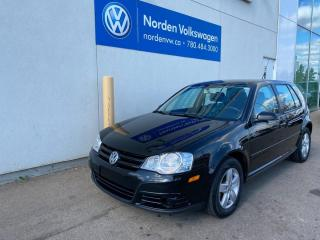 Used 2009 Volkswagen City Golf CITY GOLF HATCHBACK AUTO for sale in Edmonton, AB