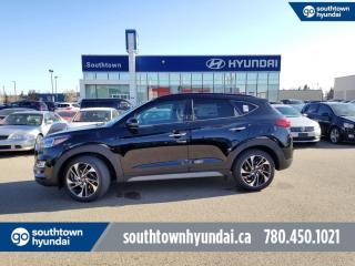 New 2021 Hyundai Tucson Ultimate - 2.4L Nav, A/C Seats, Adaptive Cruise/Forward Collision-Avoidance for sale in Edmonton, AB