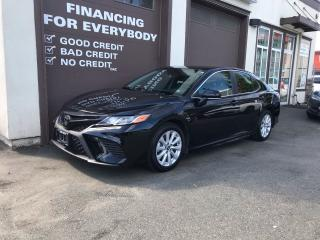 Used 2019 Toyota Camry SE for sale in Abbotsford, BC