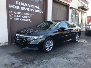 Used 2018 Honda Accord LX for sale in Abbotsford, BC