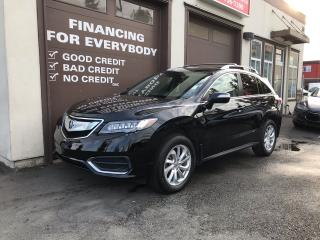 Used 2017 Acura RDX Tech Pkg for sale in Abbotsford, BC