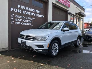 Used 2018 Volkswagen Tiguan Trendline for sale in Abbotsford, BC