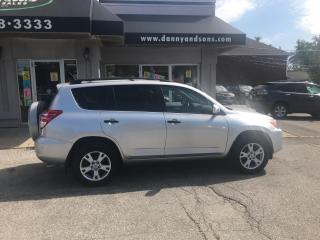 Used 2009 Toyota RAV4 4WD for sale in Mississauga, ON