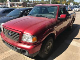Used 2008 Ford Ranger SPORT for sale in Mississauga, ON
