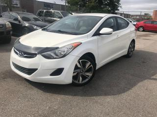 Used 2013 Hyundai Elantra SPORT RIMS,SAFETY+3 YEARS WARRANTY INCLUDED for sale in Toronto, ON