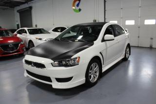 Used 2013 Mitsubishi Lancer SE for sale in North York, ON