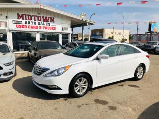 Used 2014 Hyundai Sonata GLS for sale in Regina, SK