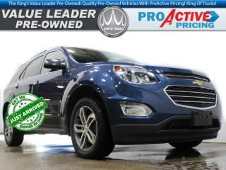 Used 2017 Chevrolet Equinox Premier for sale in Virden, MB