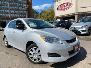 Used 2014 Toyota Matrix CLEAN CARFAX   SERVICED BY TOYOTA   LOW MILAGE   for sale in Scarborough, ON