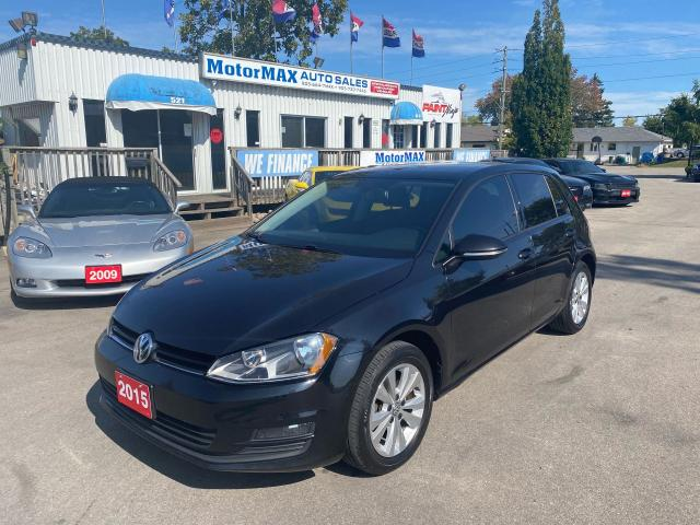 2015 Volkswagen Golf TRENDLINE-ONE OWNER-ACCIDENT FREE