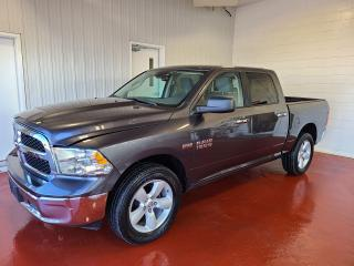 Used 2016 RAM 1500 SLT Crew 4X4 for sale in Pembroke, ON