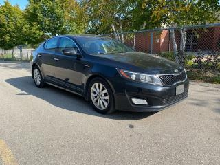 Used 2015 Kia Optima EX LUXURY for sale in North York, ON