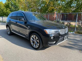 Used 2016 BMW X3 xDrive28d for sale in North York, ON