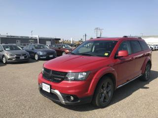 Used 2014 Dodge Journey FWD 4dr Crossroad *Heated Seats/Wheel* *DVD* *NAV* for sale in Brandon, MB