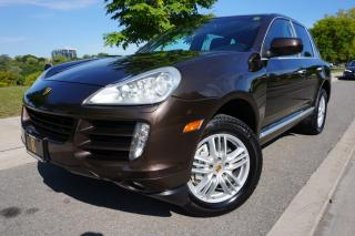 Used 2009 Porsche Cayenne S / NO ACCIDENTS / WELL SERVICED / LOCALLY LOVED for sale in Etobicoke, ON