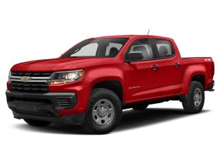 New 2021 Chevrolet Colorado 4WD LT for sale in Weyburn, SK