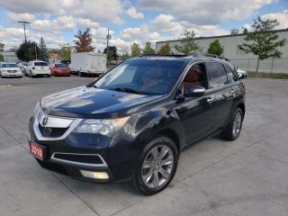Used 2010 Acura MDX All Tech. Pkg, AWD, DVD, Navi. Warranty available for sale in Toronto, ON