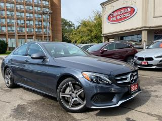 Used 2016 Mercedes-Benz C-Class C 300 for sale in Scarborough, ON