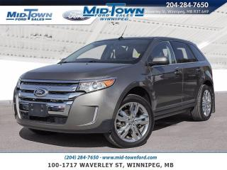 Used 2013 Ford Edge AWD for sale in Winnipeg, MB