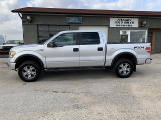 Used 2010 Ford F-150 FX4 for sale in Headingley, MB
