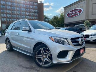 Used 2016 Mercedes-Benz GLE CLEAN CARFAX | AMG PKG | NAVI | CAM | PANO ROOF | for sale in Scarborough, ON
