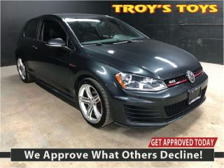 Used 2016 Volkswagen Golf GTI for sale in Guelph, ON