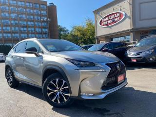 Used 2017 Lexus RX 350 F SPORTS PKG | NAVI | CAM | ROOF | BAL LEXUS WARR for sale in Scarborough, ON