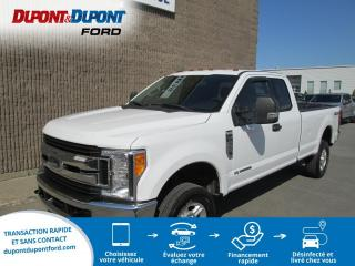 Used 2017 Ford F-250 XLTcabine double 4RM 148 po for sale in Gatineau, QC