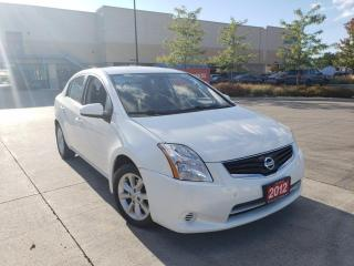Used 2012 Nissan Sentra 4 Door, Autonomic, Low km, 3/Y Warranty Ava for sale in Toronto, ON