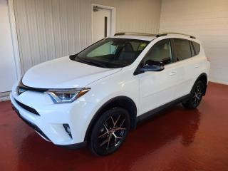 Used 2017 Toyota RAV4 SE AWD for sale in Pembroke, ON