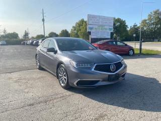 Used 2018 Acura TLX Tech for sale in Komoka, ON