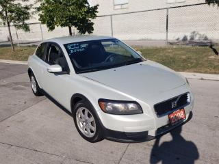 Used 2008 Volvo C30 Auto, Leather, Gas Saver, 3 /Y warranty Availabl for sale in Toronto, ON