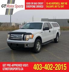 Used 2012 Ford F-150 XLT | 4x4 I $0 DOWN - EVERYONE APPROVED! for sale in Calgary, AB