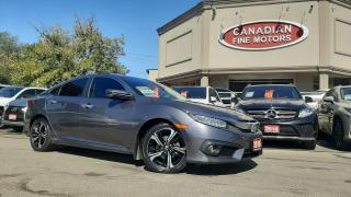 Used 2016 Honda Civic Touring for sale in Scarborough, ON