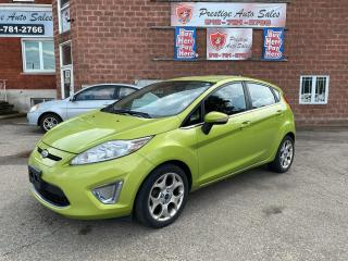 Used 2011 Ford Fiesta SES/1.6L/5 SPEED/ONE OWNER/NO ACCIDENT/SAFETY+WARR for sale in Cambridge, ON