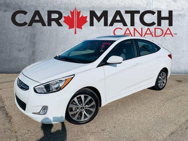 2017 Hyundai Accent SE / SUNROOF / NO ACCIDENTS