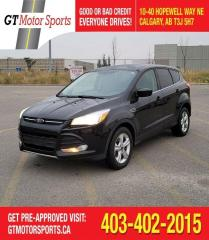 Used 2015 Ford Escape SE | $0 DOWN - EVERYONE APPROVED! for sale in Calgary, AB