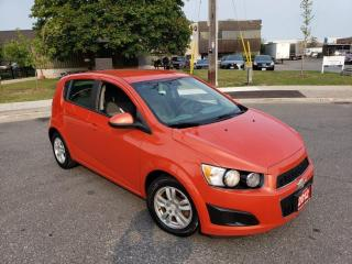 Used 2012 Chevrolet Sonic 4 Door, Certify, 3 Years Warranty Availabl for sale in Toronto, ON